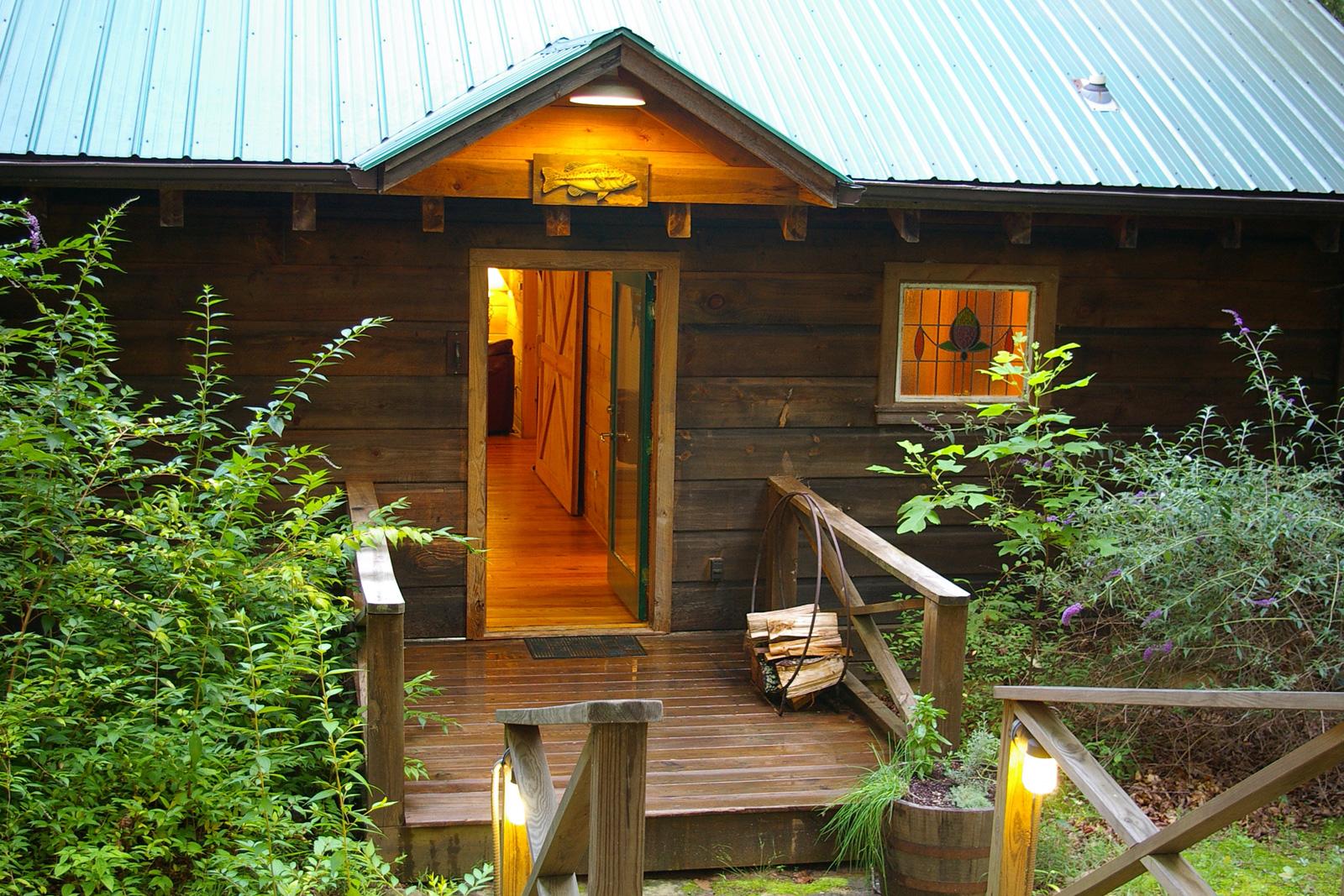porch side at cabins the cabin rock esmeralda of listing chimney inn dsc